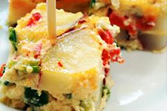 Grenadine dishes